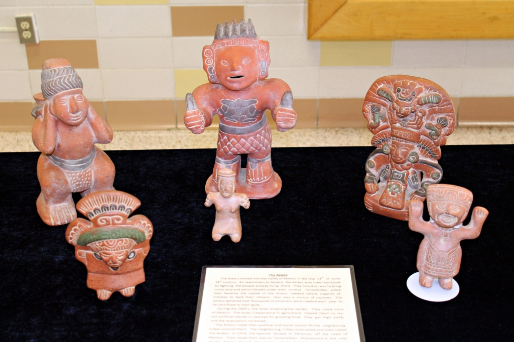 Aztecs museum of hispanic and latino cultures