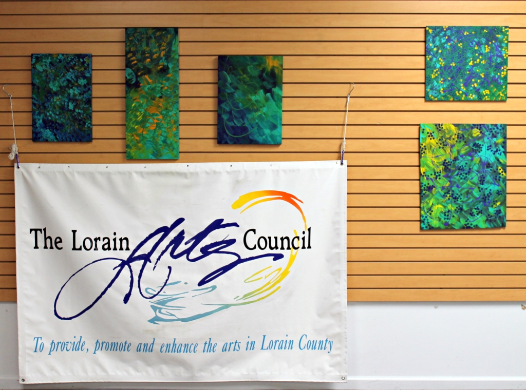 Lorain Arts Council banner