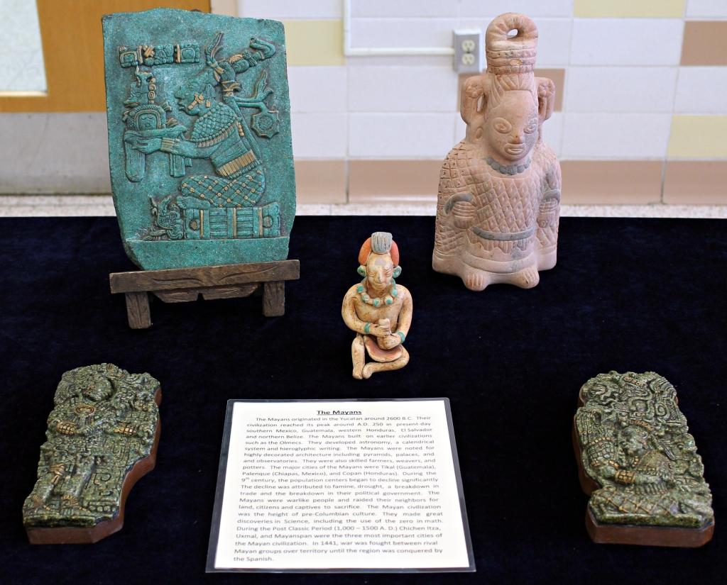 Mayans museum of hispanic and latino cultures