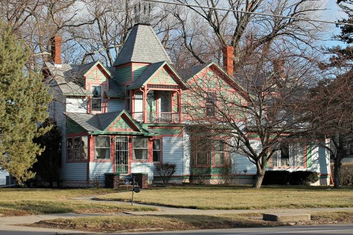 East Erie house