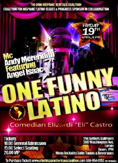 one funny latino