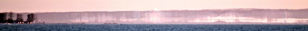 ionosphere reflection land 4 WNW 050413