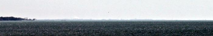 ionosphere reflection land WNW 050413