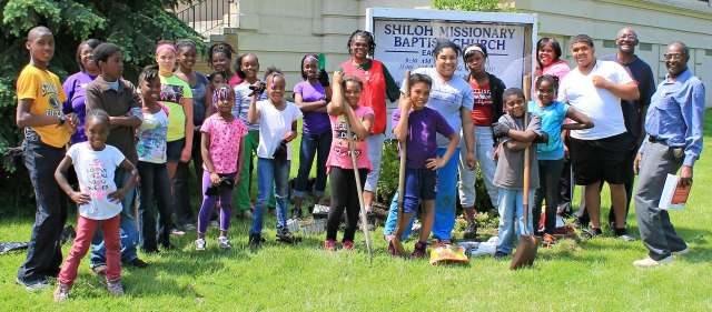 Pride Day S.M.B.C. Young Motivation Girls Club group. Young Motivation Girls Club 1