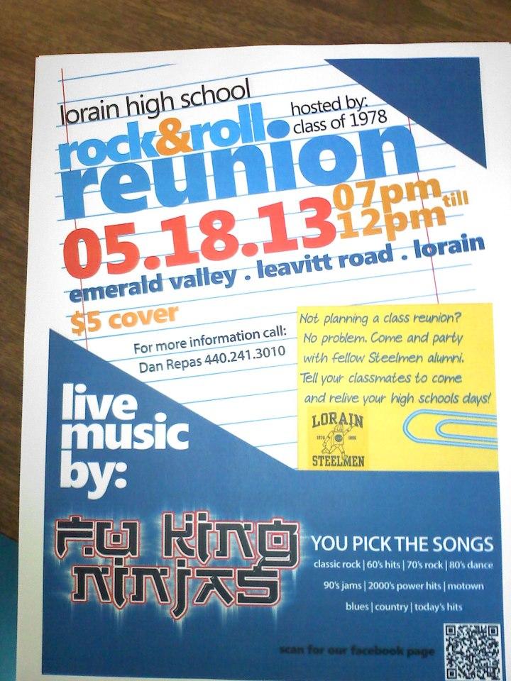 rock n roll reunion 051813