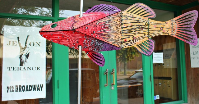 Follow the Fish artSHop Jevon Terance 1