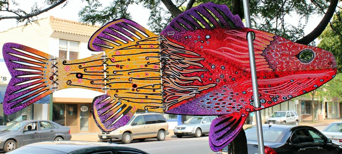 Follow the Fish artSHop Jevon Terance 2