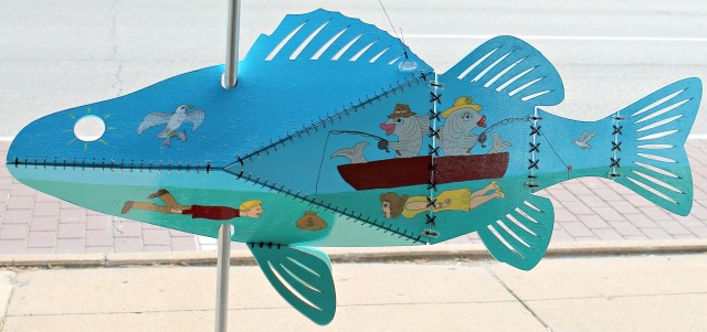 Follow the Fish artSHop Lorain Arts Council 2