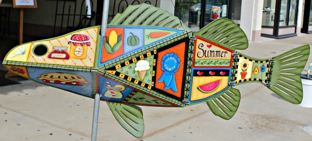 Follow the Fish artSHop Lorain Palace 1