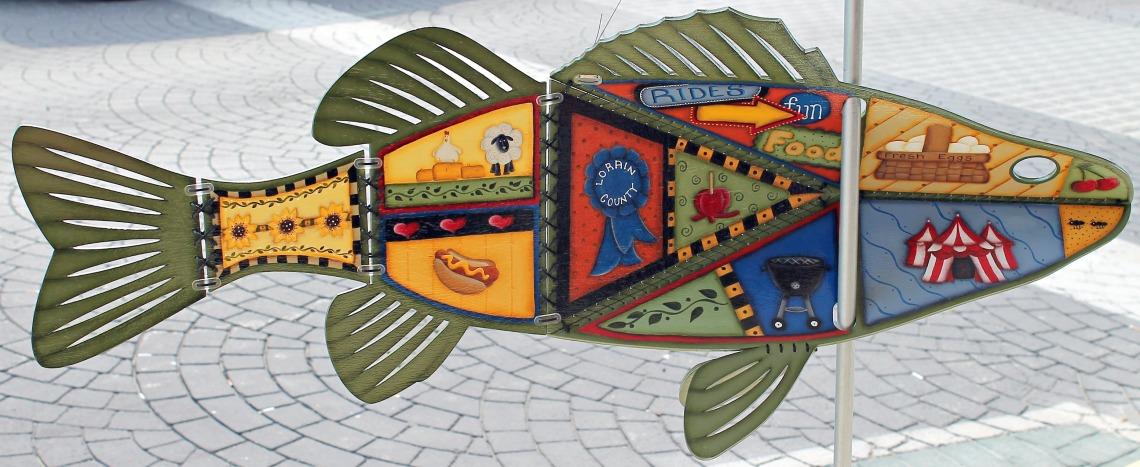 Follow the Fish artSHop Lorain Palace 2