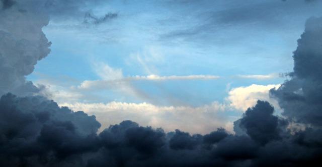 sunshine and blue skies ahead