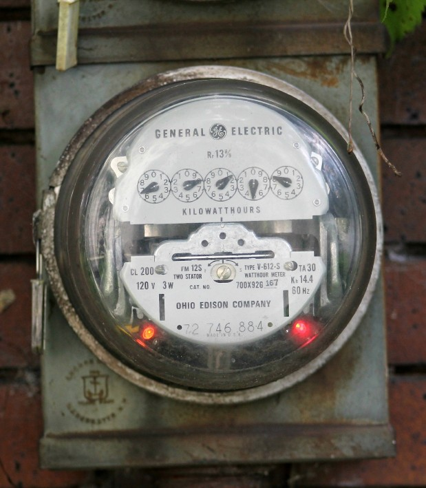 1819 E 29th electric meter