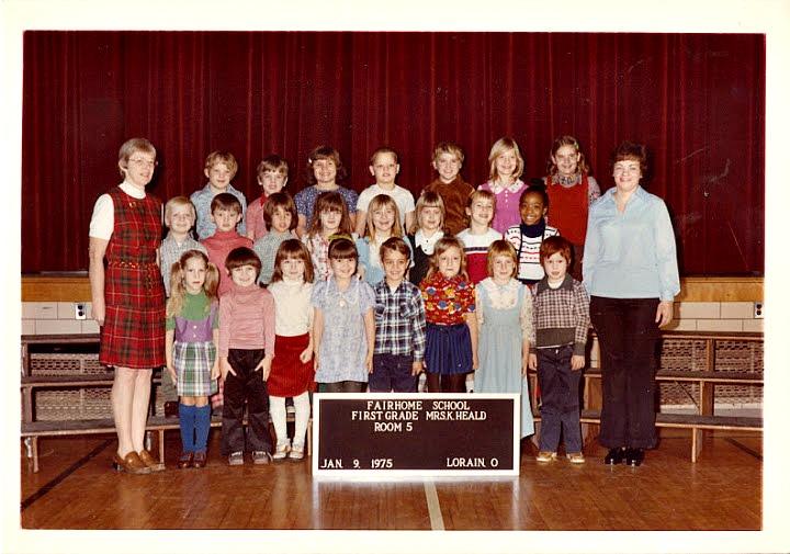 first grade mrs heald