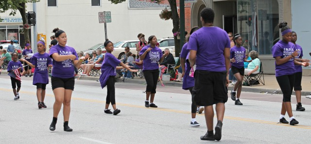 International Parade smbc praise dancing