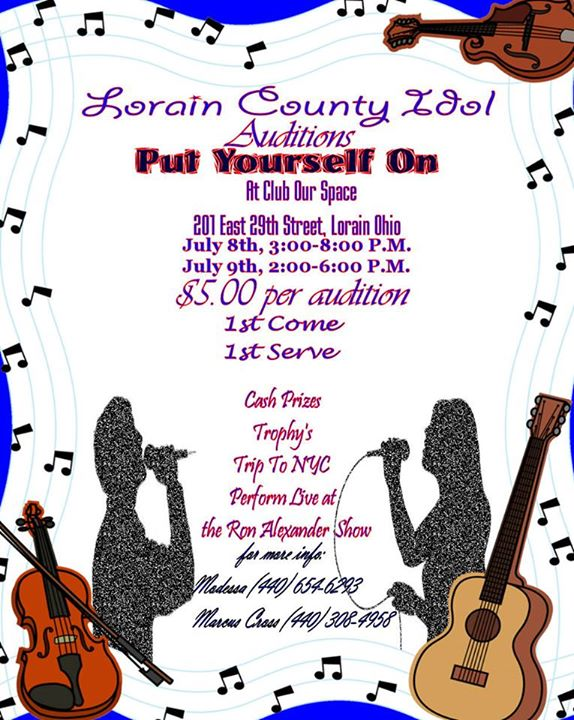 lorain county idol
