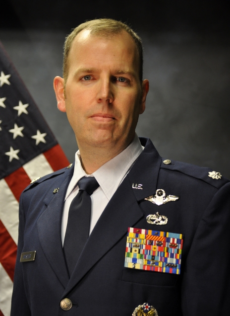 Lorain native takes command of 352nd Special Operations Support Squadron