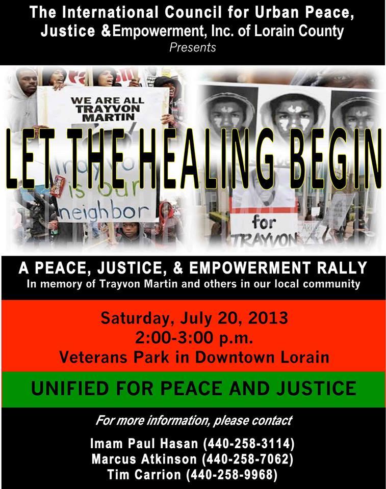 peace rally 0720