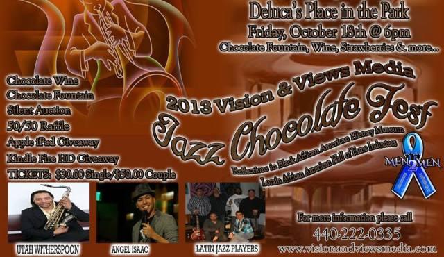 jazz chocolate fest 101813