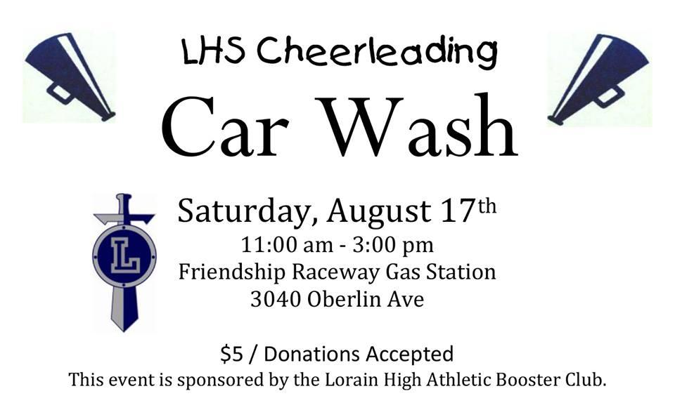 lhs cheerleader car wash 081713