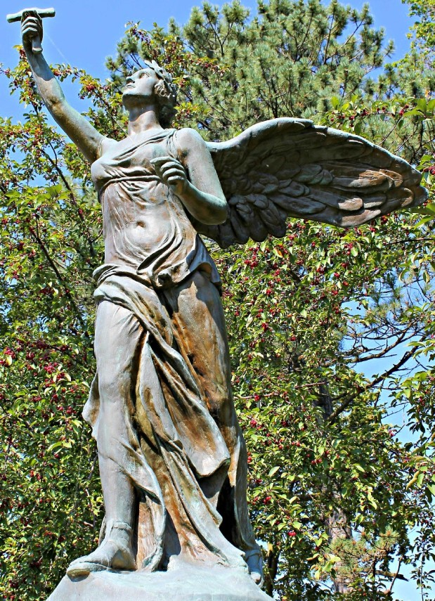 Victory Park Angel of Victory