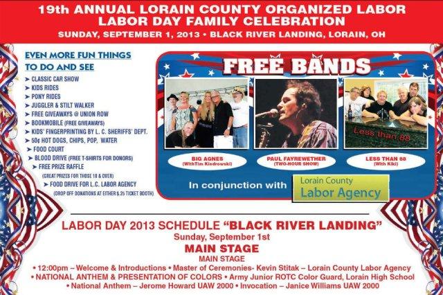 labor fest schedule 1