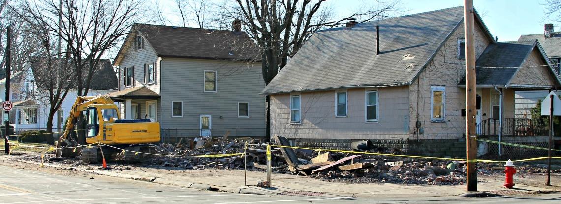 corner Kansas East Erie looking S