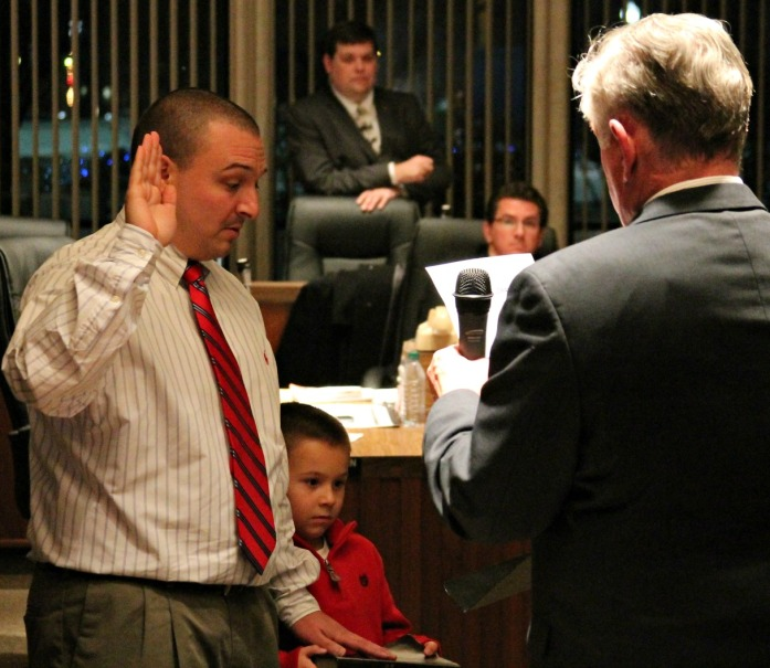 Councilman Joshua Thornberry 2
