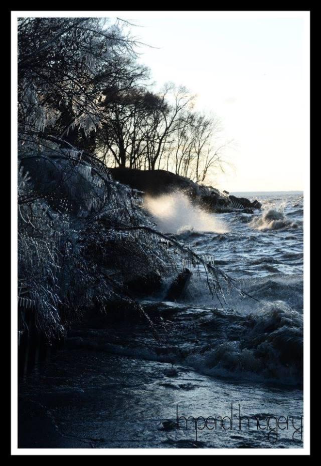 Imperial Imagery Eric Bonzar Lakeview splash