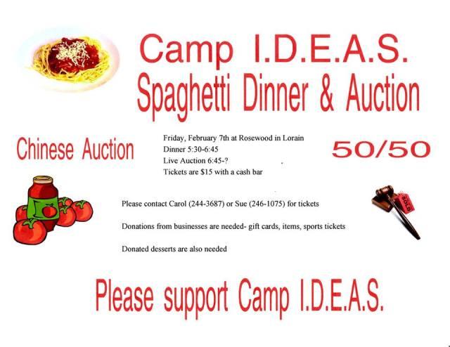 020714 camp ideas fundraiser