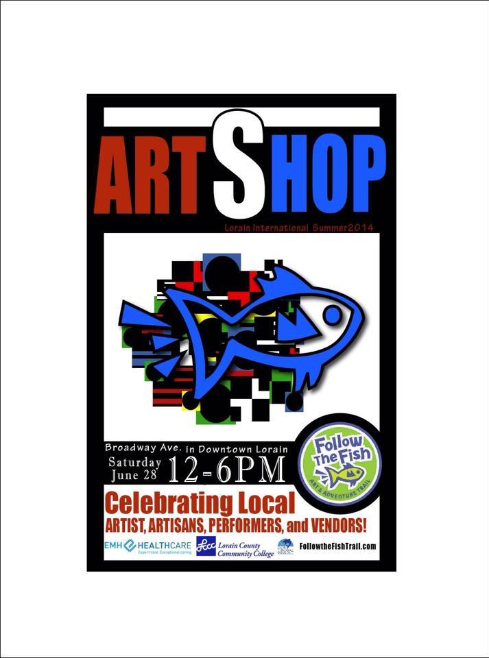 062814 artSHop Lorain