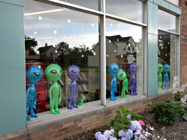 alien down