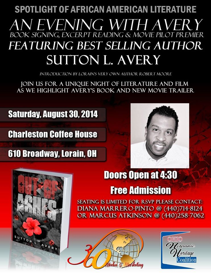 083014 African American Lit at Char Coff House