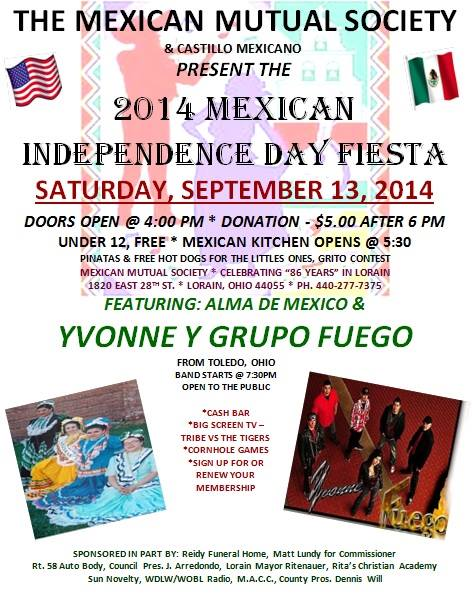 091314 MEXICAN INDEPENDENCE DAY
