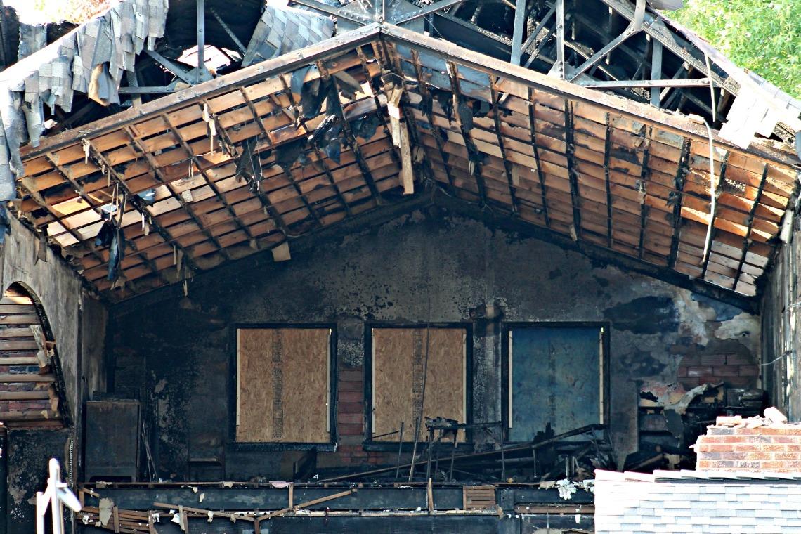 First Evangelical Lutheran interior 02
