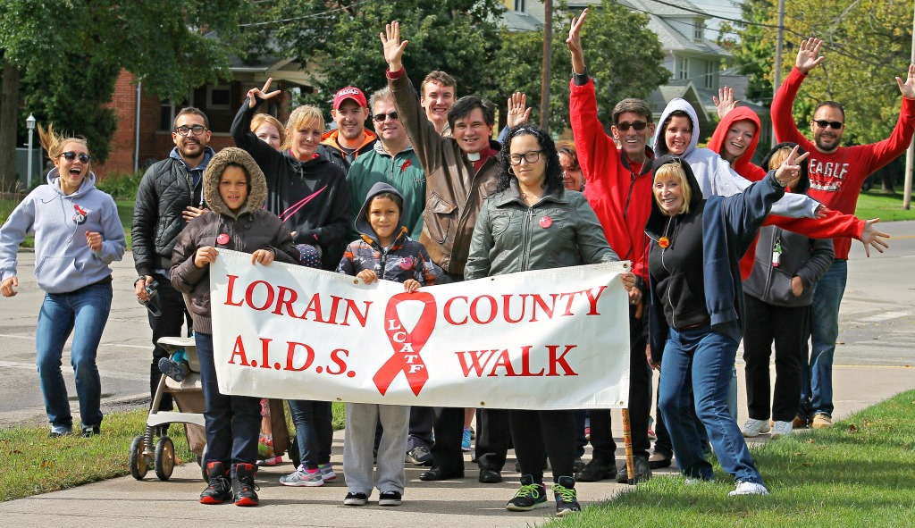 LoCo AIDS walk 091314