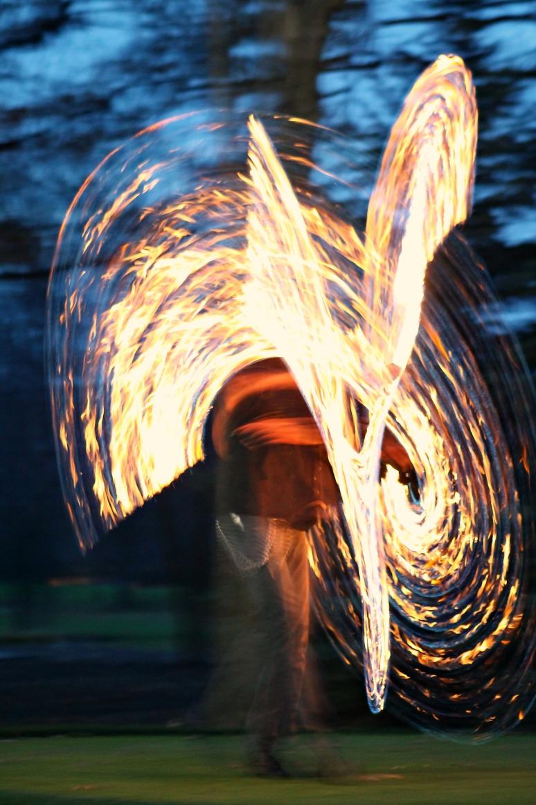 Schuyler White Ohio Burn Unit FTF Ignite 2015-327