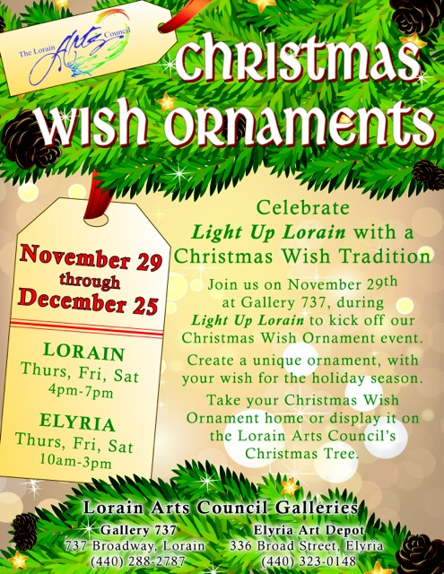 wish ornaments