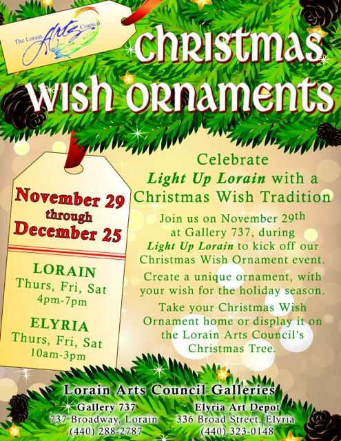 wish ornaments