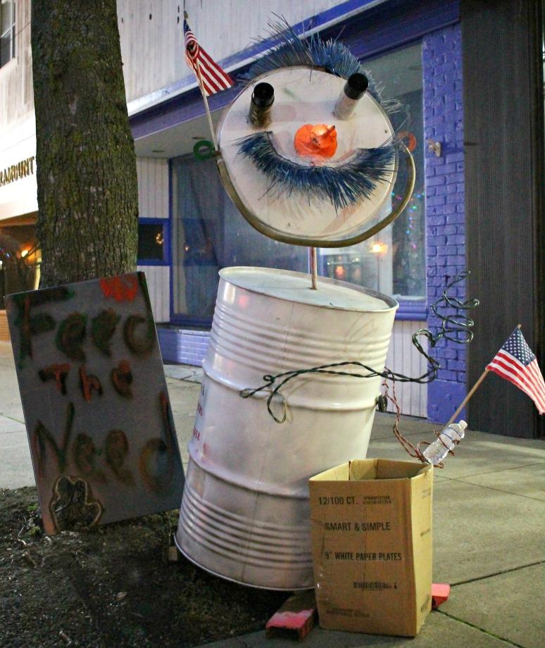 snowman of sustenance
