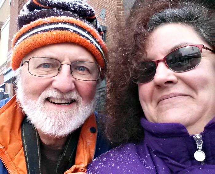 Roger and Lisa