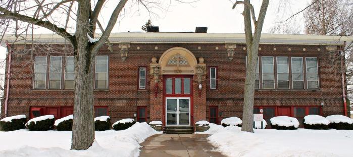 Wood Avenue church building