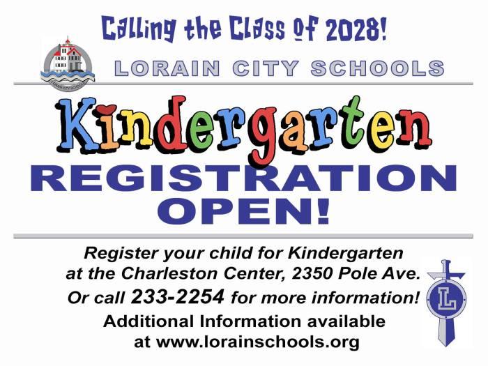 LCS kindergarten registration