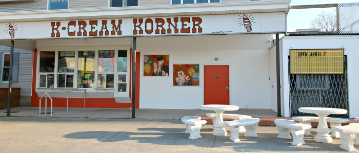 KCream Corner open April 2