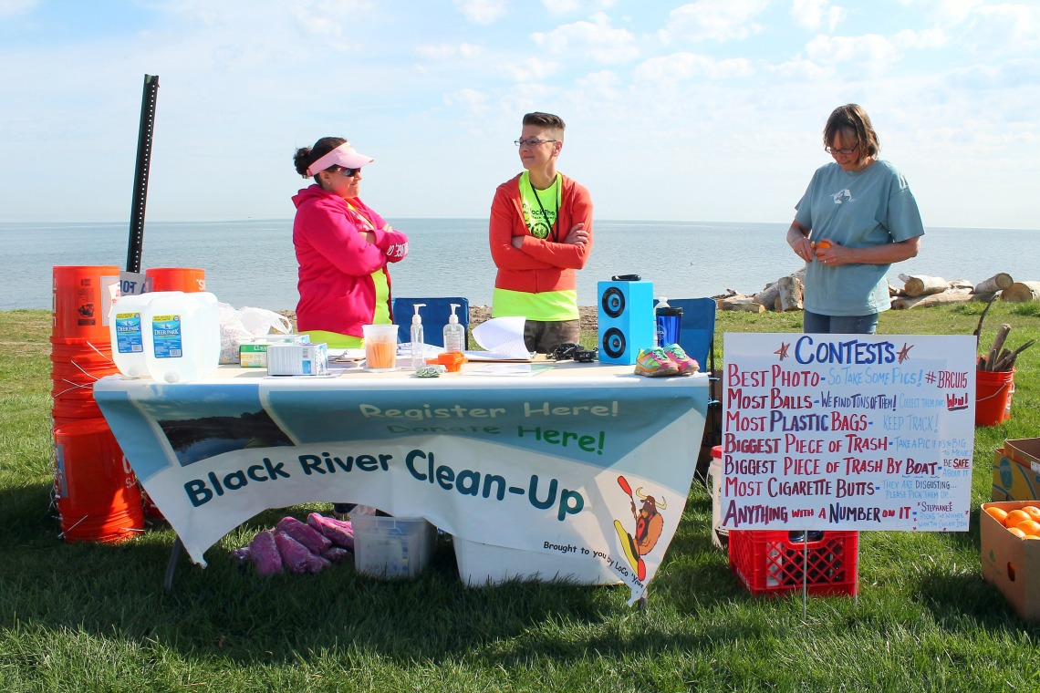 BRCU15 Lakeside Landing check in