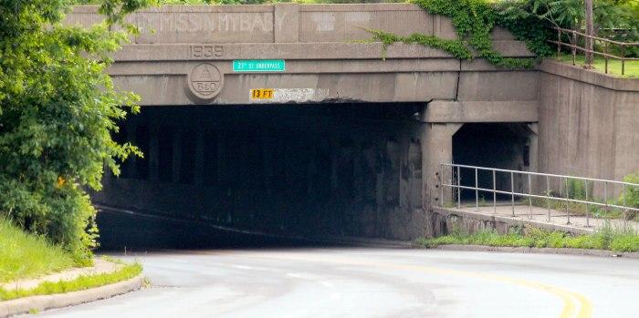 21st Street Underpass