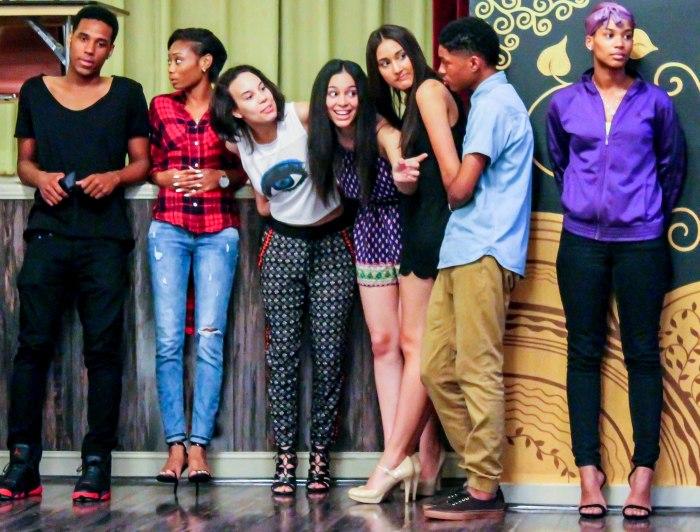 jevon terance fashion show rehearsal 061715