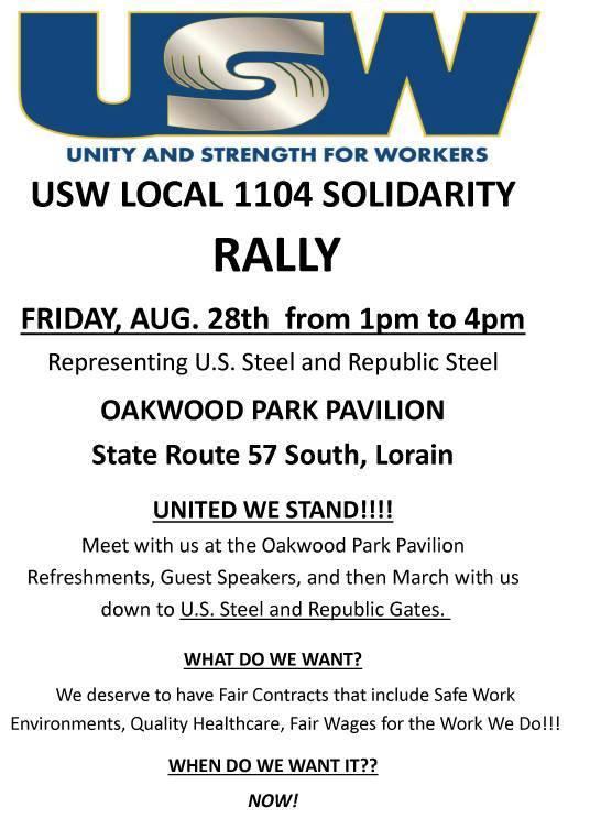 082815 USW rally