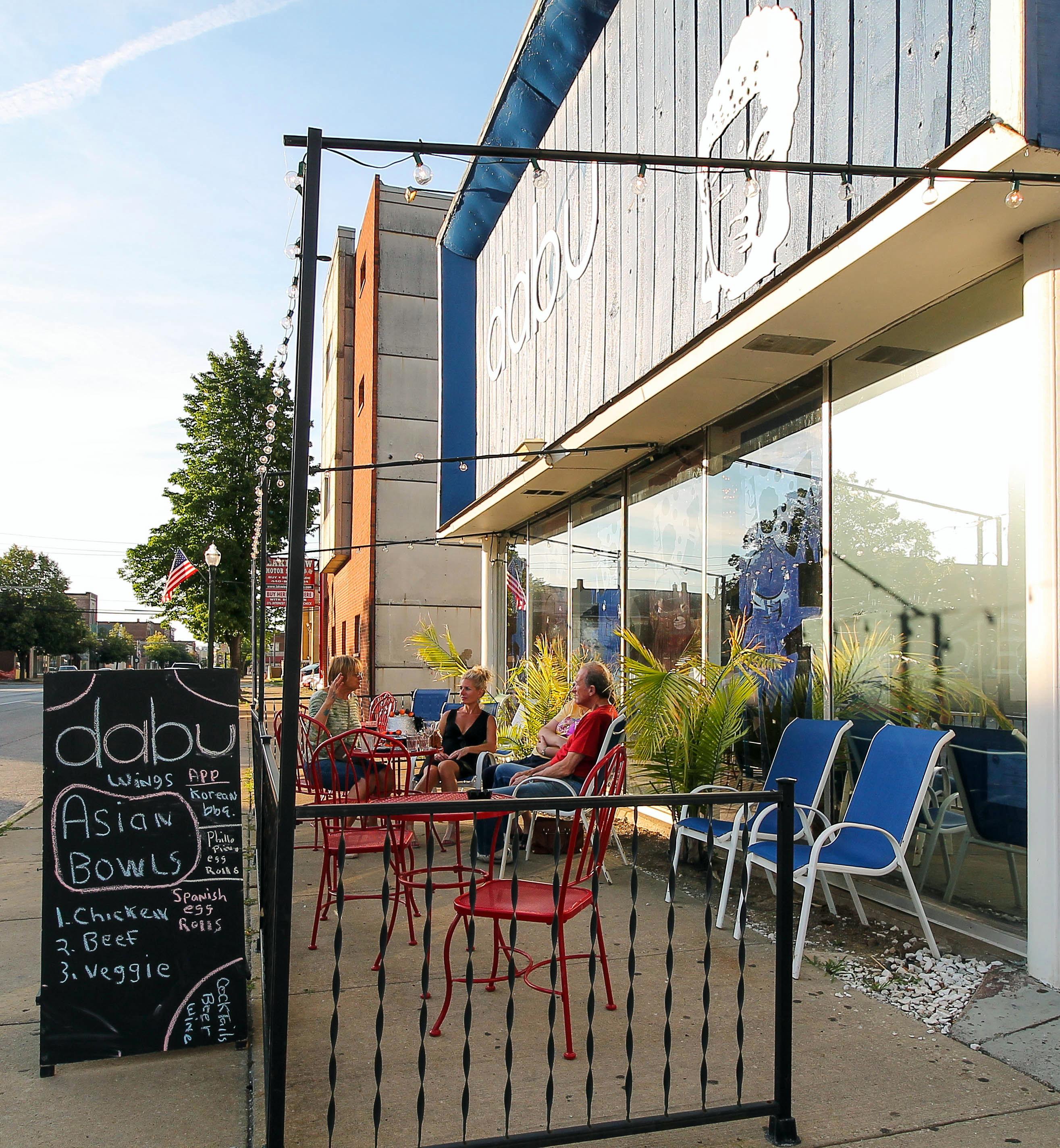 Dabu Restaurant West Midlands
