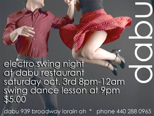 electro swing night 2 dabu