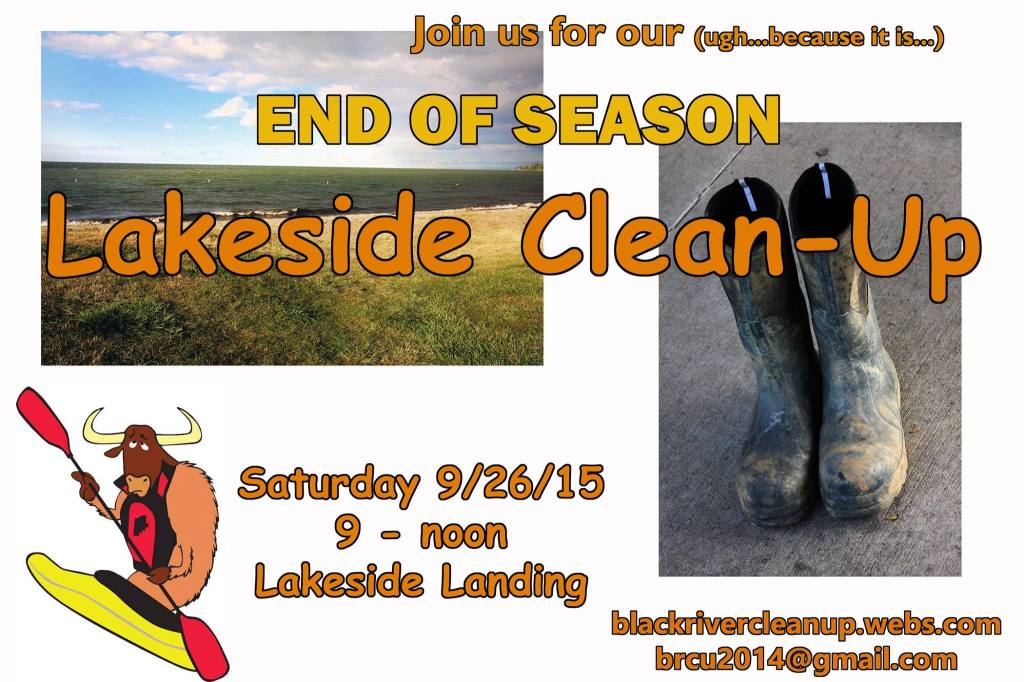 Lakeside Landing CleanUp